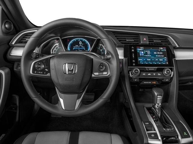 Honda civic coupe 2017 interior for Mid city motors eureka