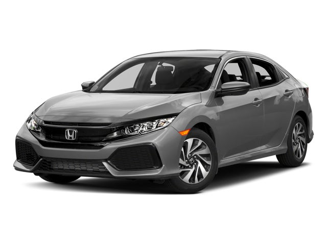 2017 Honda Civic Hatchback Lx In Eureka Ca Mid City